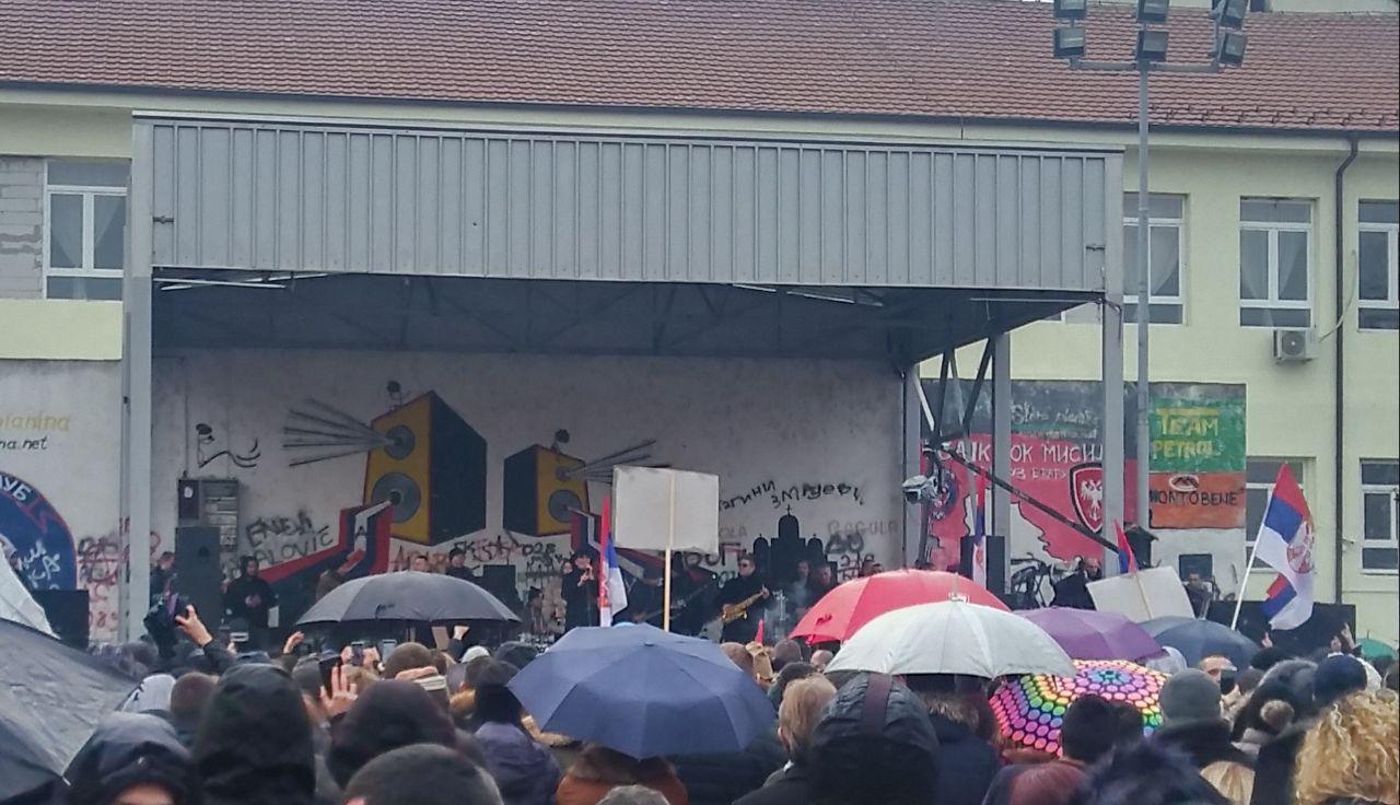 Концерт Светлане Ражнатовић на КиМ
