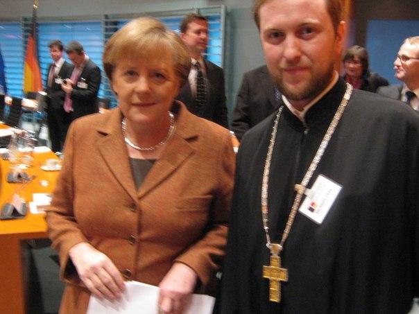 Интервью с игуменом Даниилом (Ирбитсом) о положении Православия в Германии